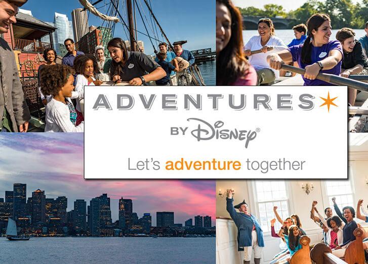 Adventures by Disney Cruise Company