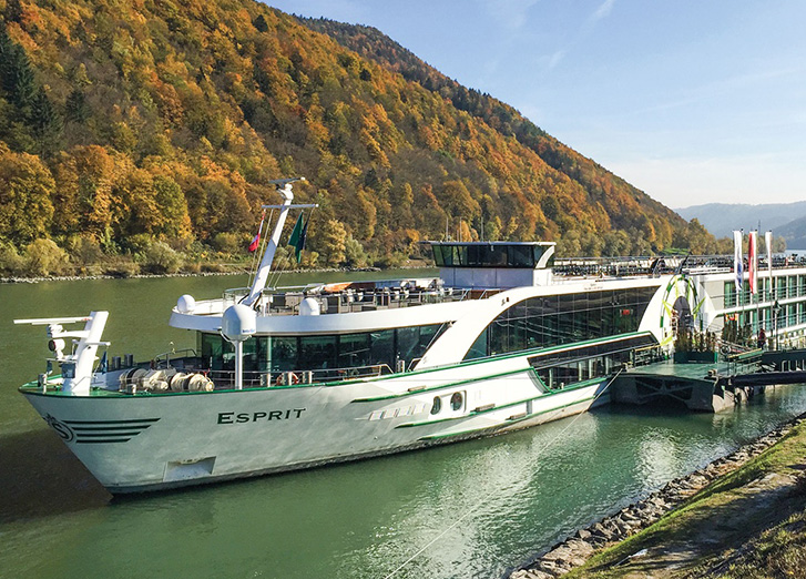 Tauck World Discovery Cruise Company