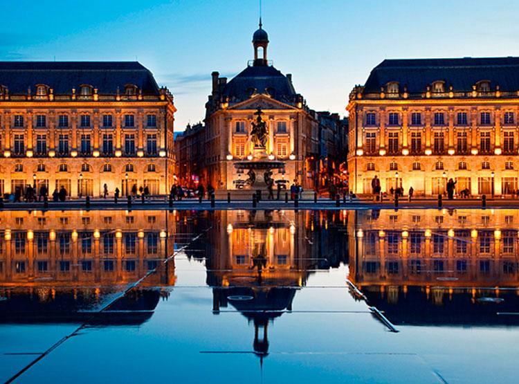 Bordeaux Waterways Europe River Cruise