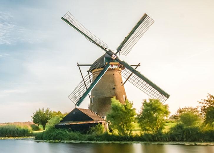 Dutch and Belgian Waterways Europe River Cruise
