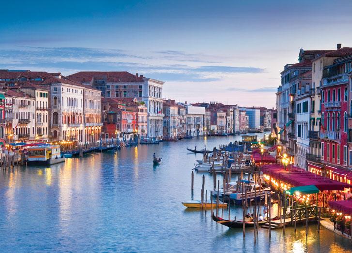 Po Europe  River Cruises