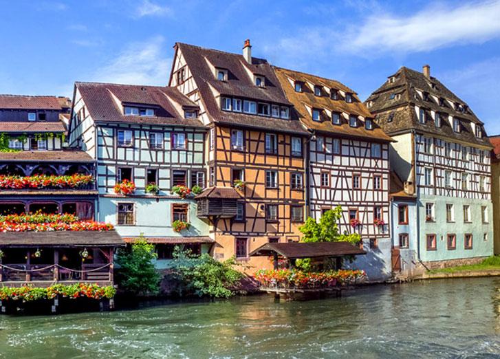 Rhine Europe  River Cruise
