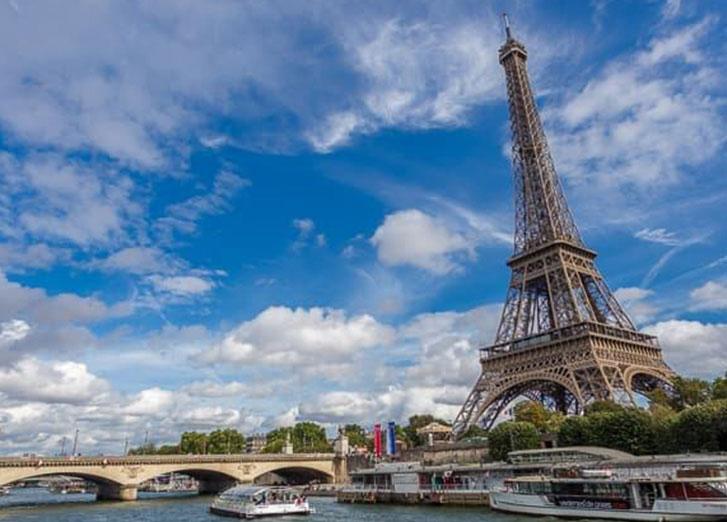 Seine Europe  River Cruises