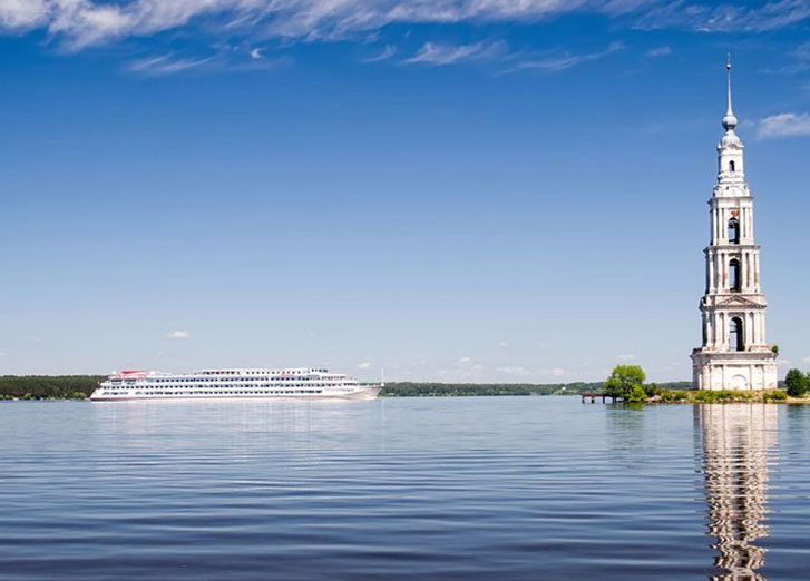 Volga Europe  River Cruises