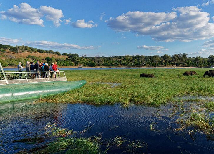 Chobe River Cruises