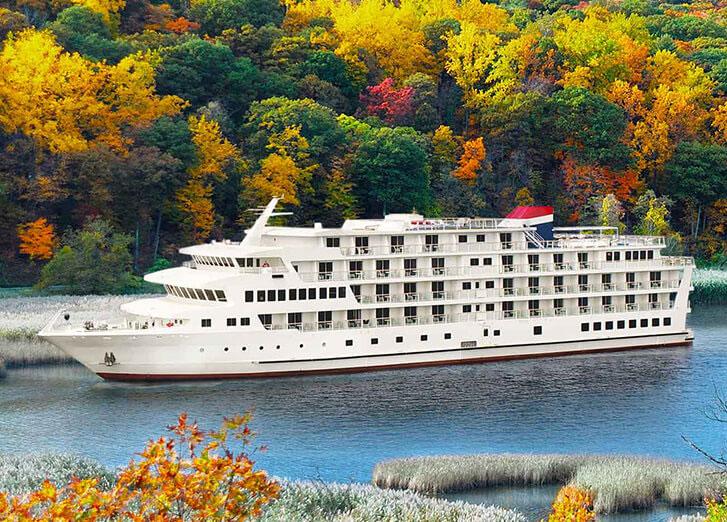 Hudson USA River Cruises