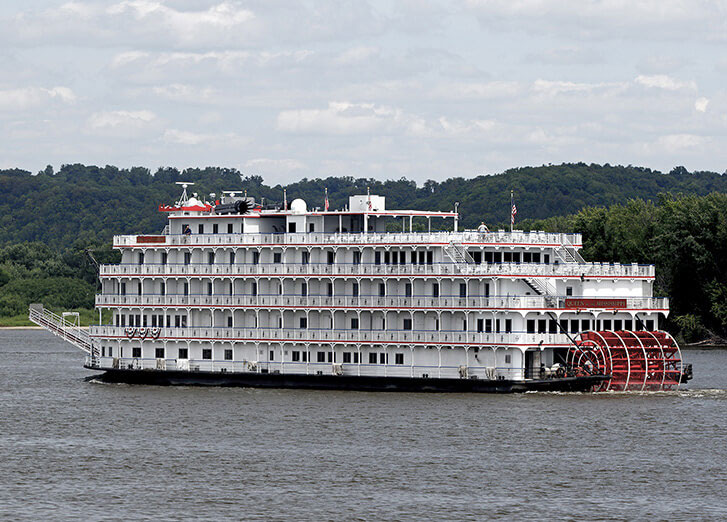 Mississippi USA River Cruises