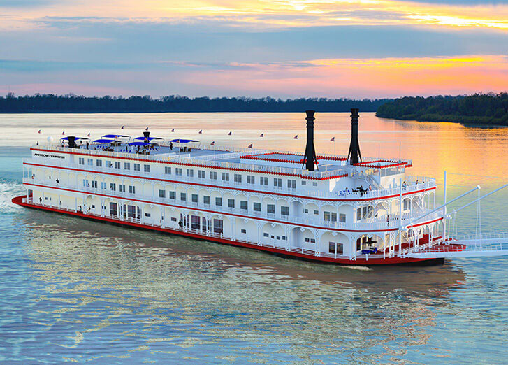 Tennessee USA River Cruises