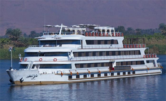 Nile Adventurer River Cruise Ships