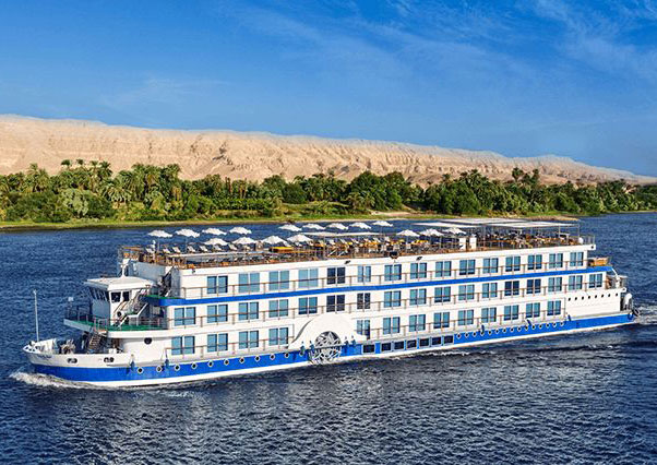 Oberoi Philae River Cruise Ships