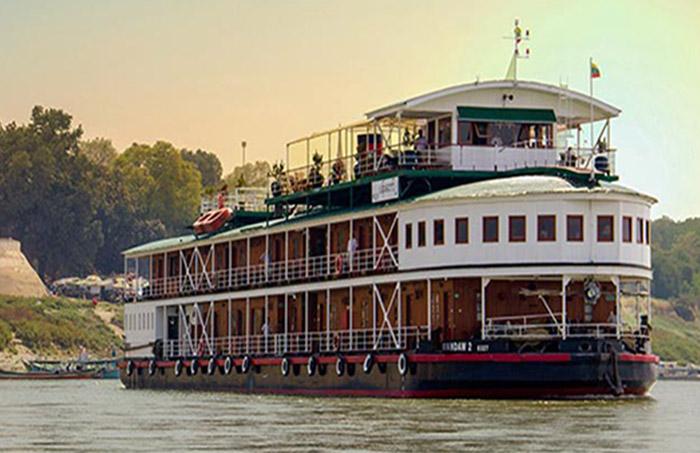 Sanctuary Ananda River Cruise Ship