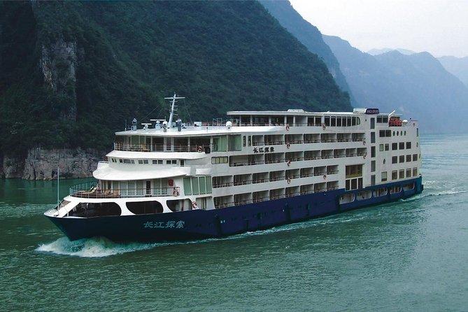Sanctuary Yangzi Explorer River Cruise Ship