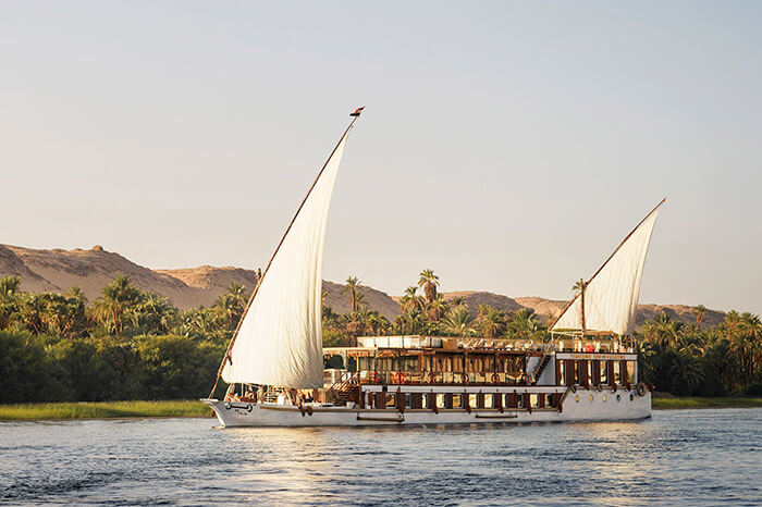 Sanctuary Zein Nile Chateau River Cruise Ship