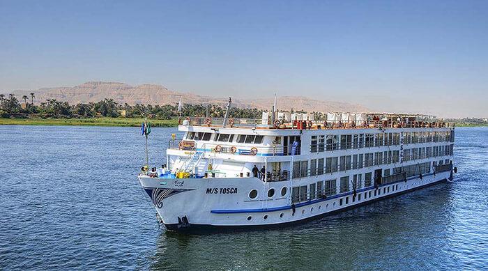 River Tosca River Cruise Ship