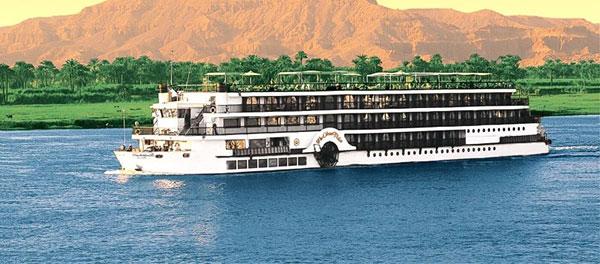 Sonesta Nile Goddess River Cruise Ship