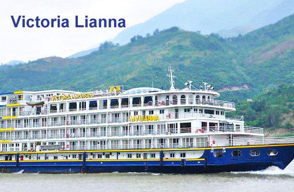 Victoria Lianna River Cruise Ship