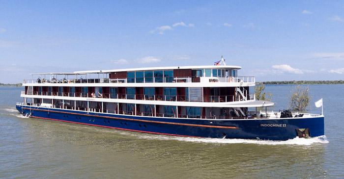 RV Indochine II River Cruise Ship