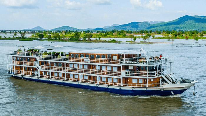 RV Indochine River Cruise Ship