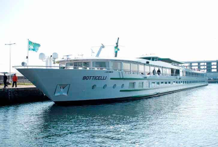 ms botticelli river cruise ships
