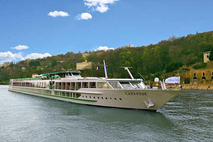 ms camargue river cruise ships