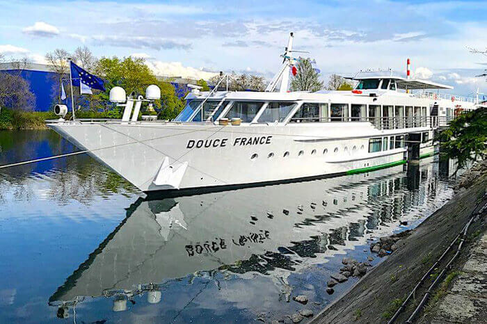 ms douce france river cruise ships