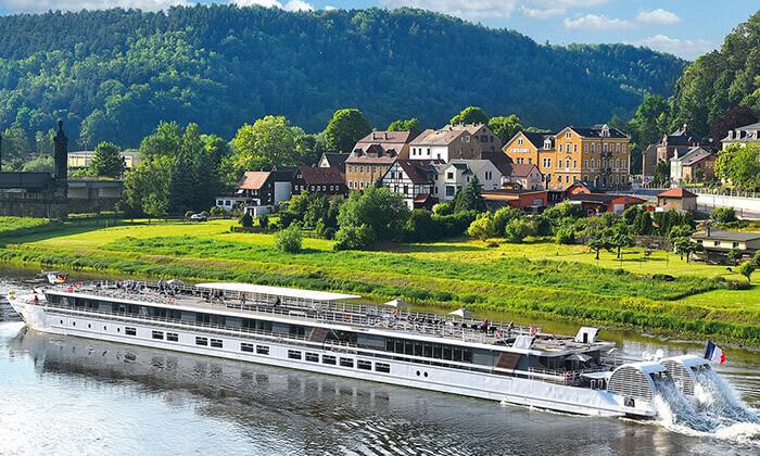 ms elbe princesse ii river cruise ships