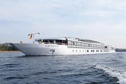 ms elbe princesse river cruise ships
