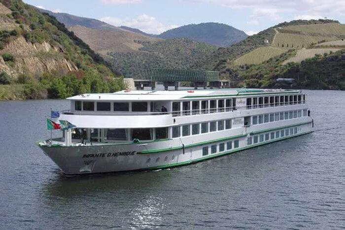 MS Infante don Henrique river cruise ships