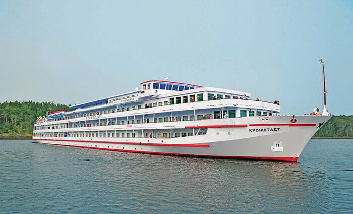 MS Kronstadt River Cruise Ships