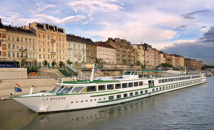 MS La Boheme River Cruise Ships