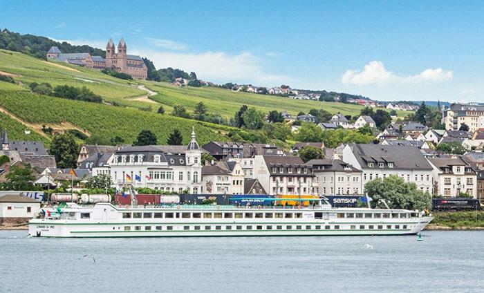 MS Leonard De Vinci River Cruise Ships