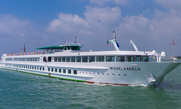 MS Michelangelo River Cruise Ships