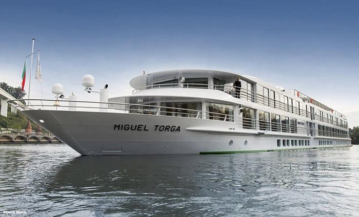 MS Miguel Torga River Cruise Ships