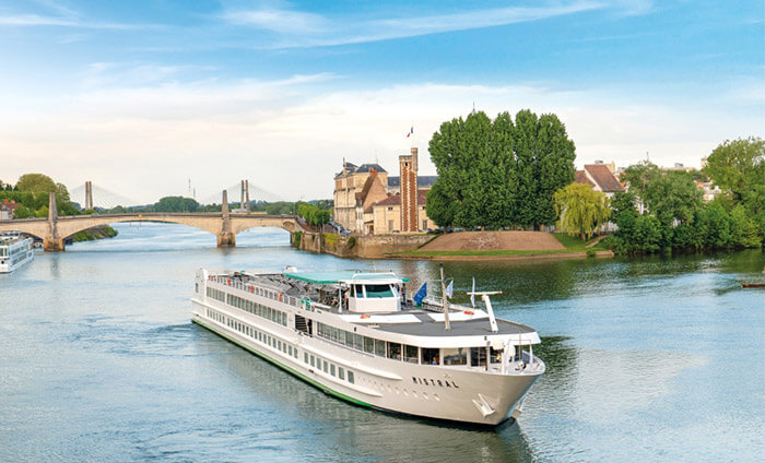 MS Mistral River Cruise Ships