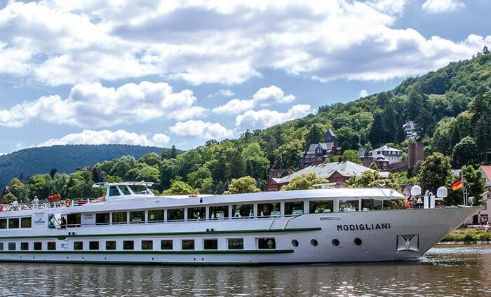 MS Modigliani River Cruise Ships
