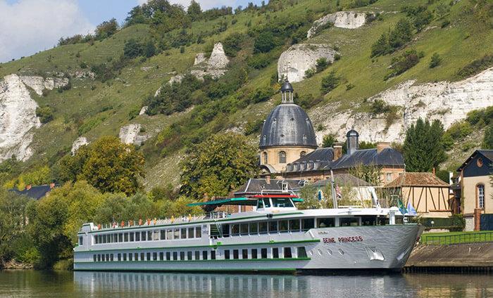 MS Seine Princess River Cruise Ships