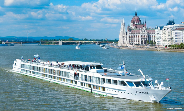 MS Symphonie River Cruise Ships
