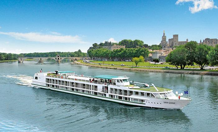 MS Van Gogh River Cruise Ships