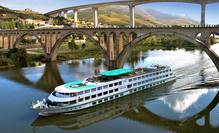 MS Vasco de Gama River Cruise Ships