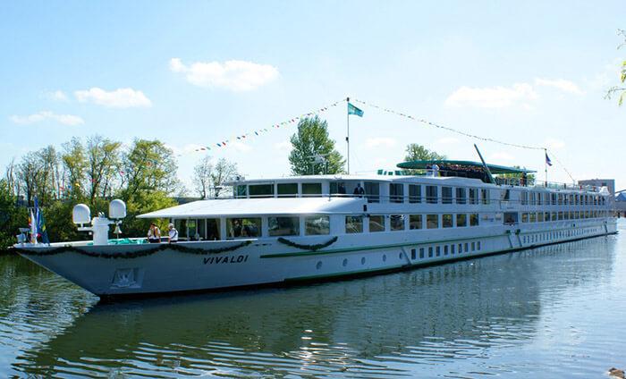 MS Vivaldi River Cruise Ships