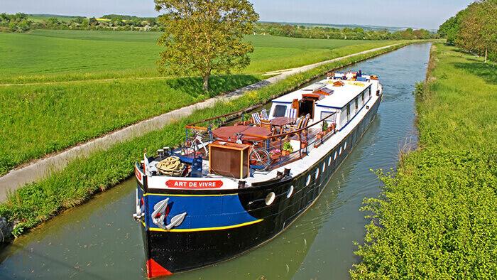 l art de vivre river cruise ships