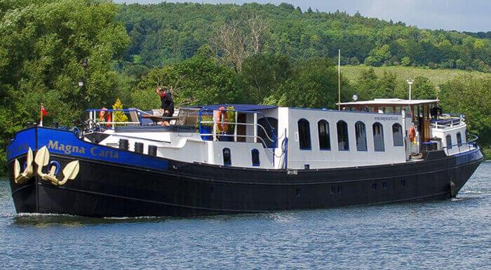 magna carta river cruise ships