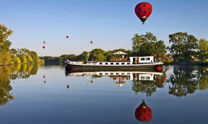 Nymphea River Cruise Ships