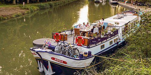 Rosa River Cruise Ship