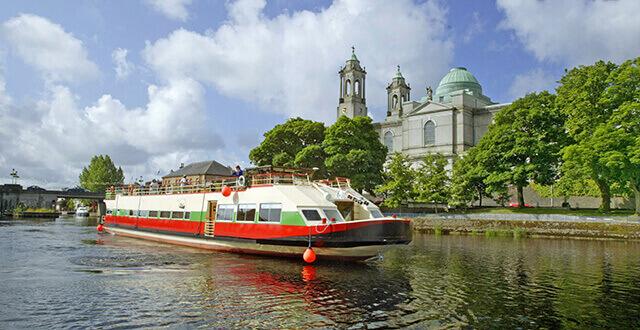 Shannon Princess II River Cruise Ship