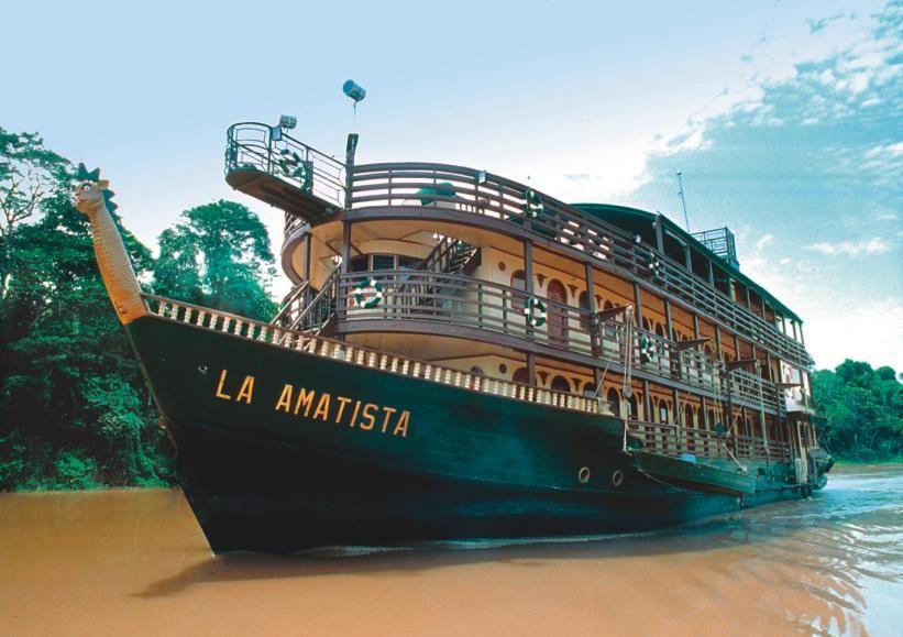MV La Amatista River Cruise Ships