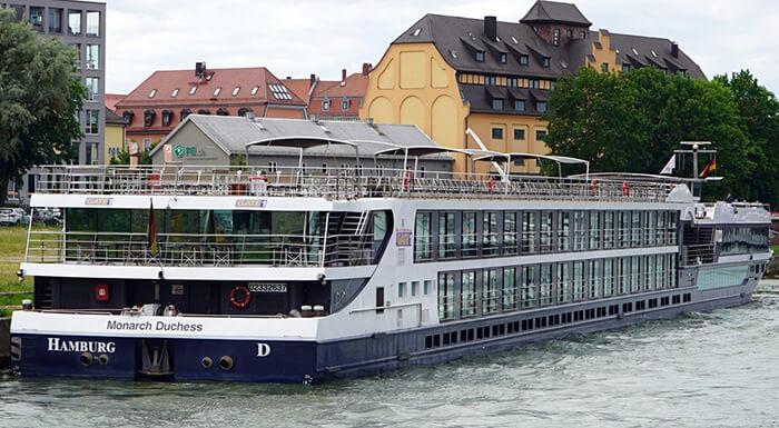 MS Monarch Duchess River Cruise Ships