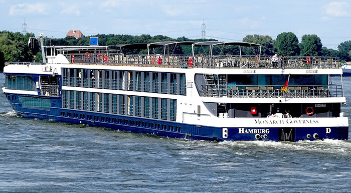 MS Monarch Governess River Cruise Ships
