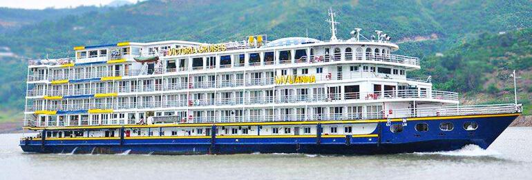 Victoria Cruise Ships River Cruise Ship