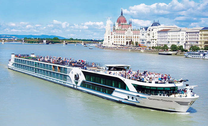 MS Geoffrey Chaucer river cruise ships
